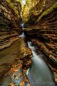 Deckertown Falls