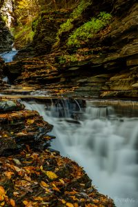 Deckertown Falls