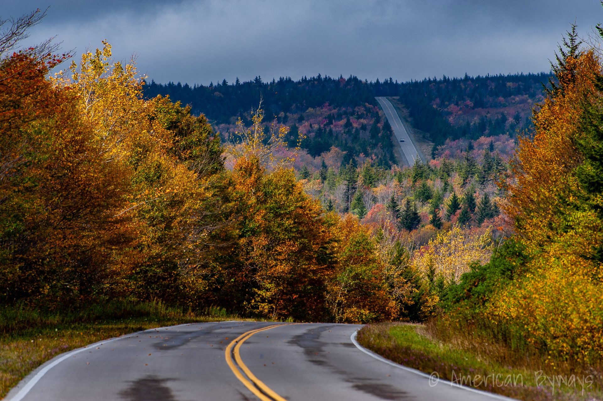 Highland Scenic Highway