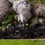 Shay Locomotives